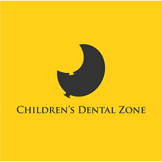 Eyes Company Logo design Children's dental Zone