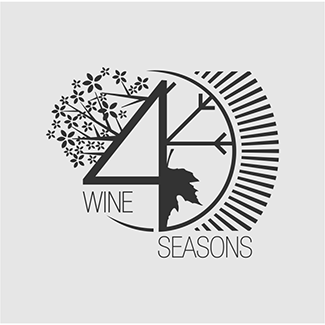 Eyes Company Logo design Four Seasons
